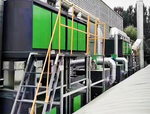 河南环保设备案例