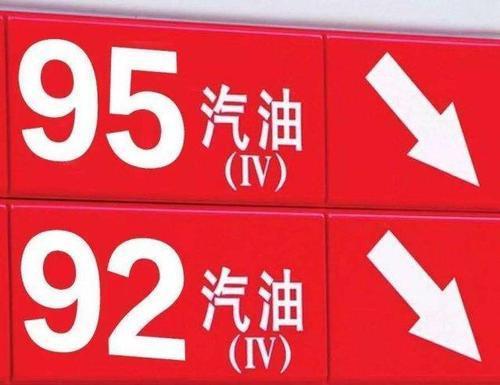 汽油、柴油价格上调,每吨分别提高225元和215元