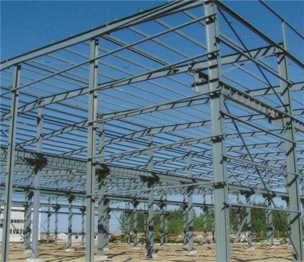 钢柱的吊装与校正以及柱底板垫块安装及二次灌浆