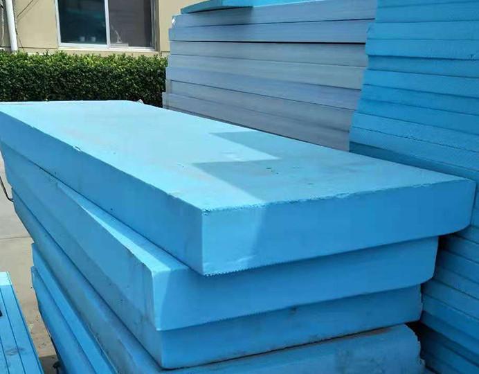 XPS挤塑板材放置一段时间后变形的三个原因