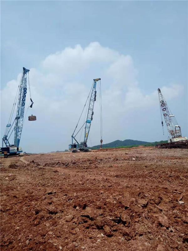 河南强夯工程案例