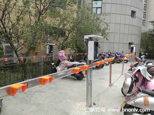 河南小区充电站使用的过程中经常遇见的问题