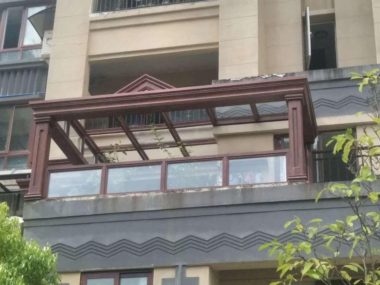 成都系统阳光房产品展示
