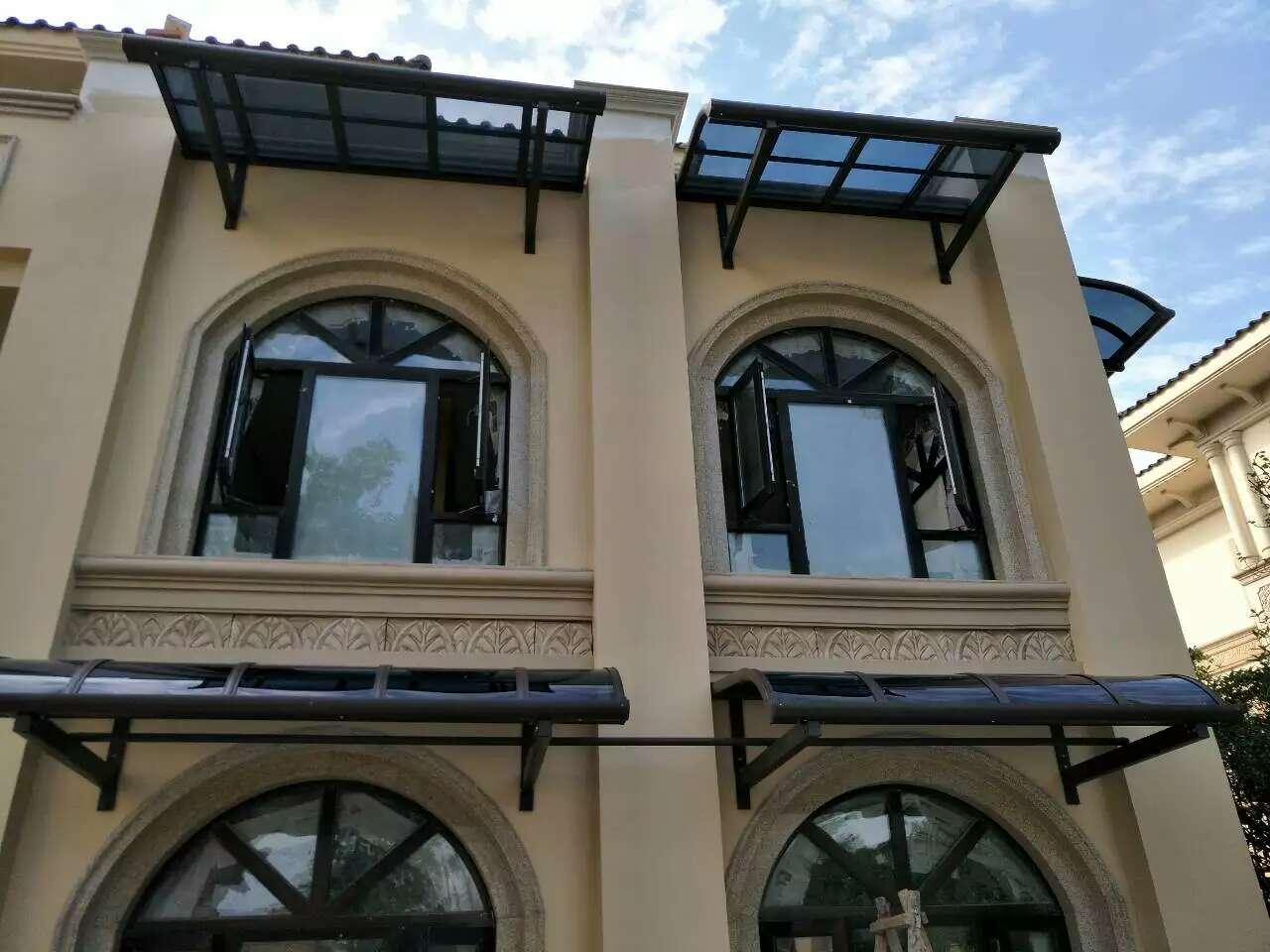 成都高端门窗需要哪些五金配件?