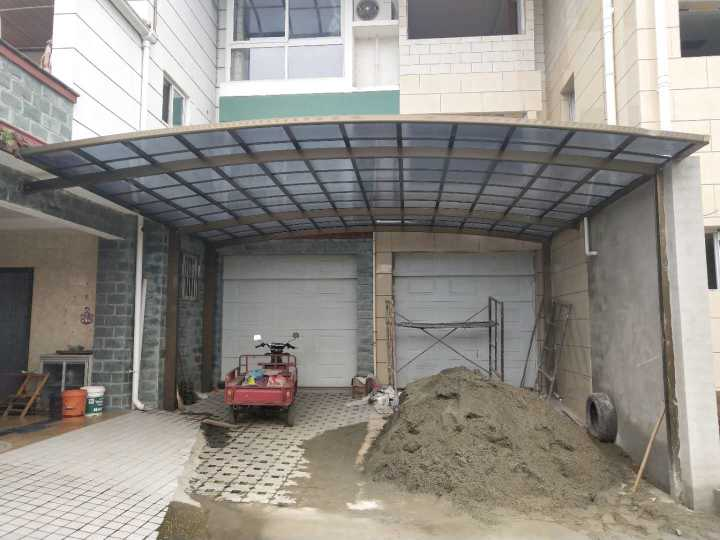 四川鋁合金車棚