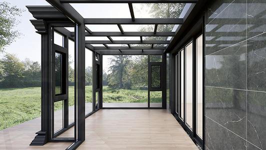 成都高端门窗帮您解决高层房子隔音问题