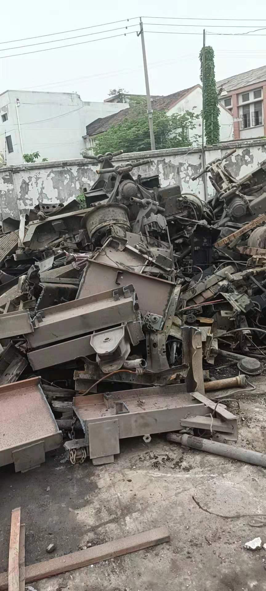 常州废旧车辆回收