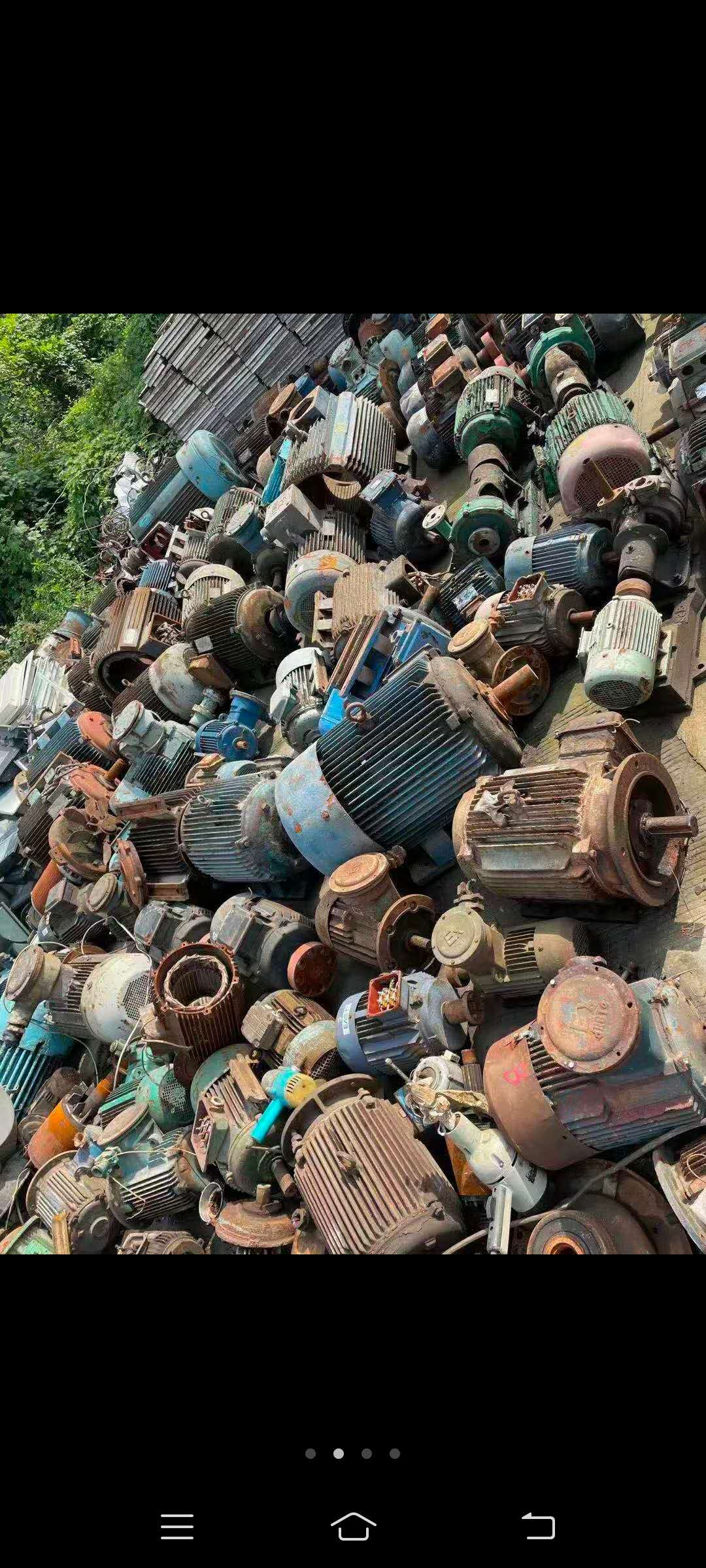 常州废旧电机回收