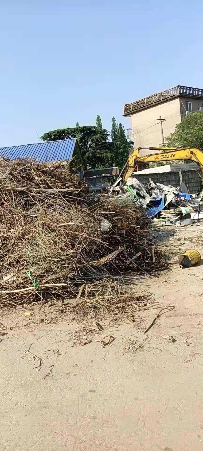 废旧物资回收的意义—常州废旧物资回收
