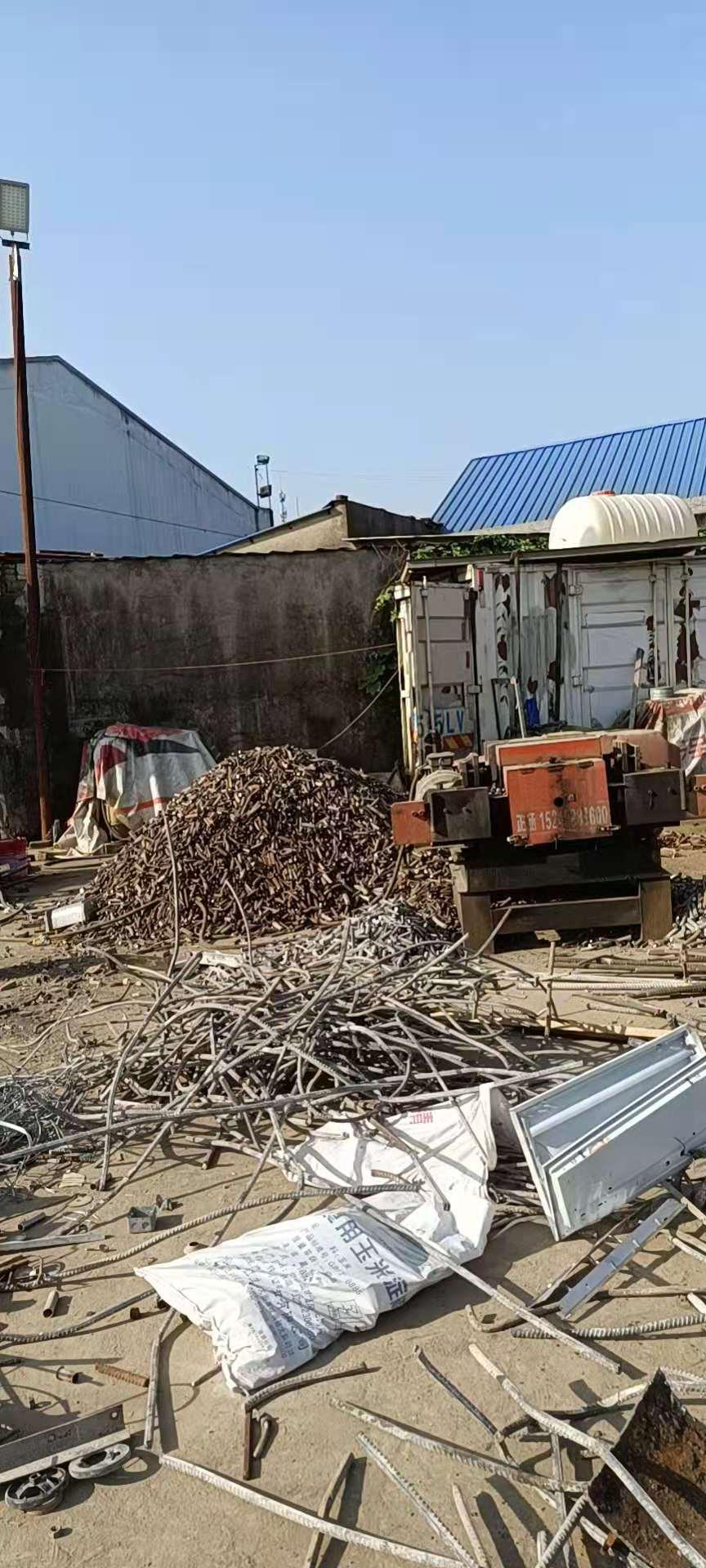 常州志朋物资回收教您怎么区分废铝和废铁?—常州废铝废铁回收
