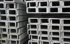 镀锌槽钢的加热成型