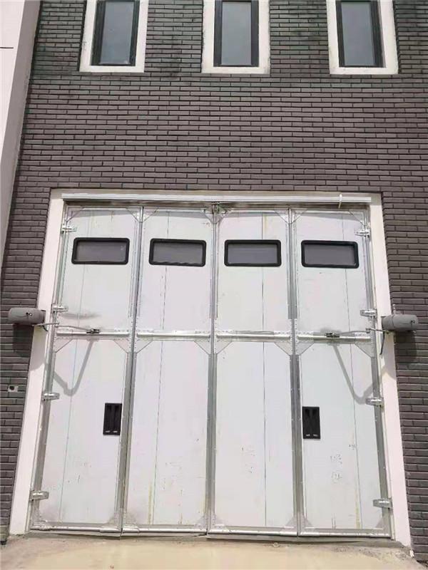 工业门安装