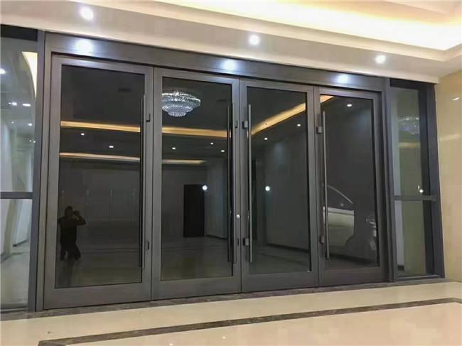 玻璃感应门如何做到安全