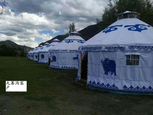 重庆蒙古包厂家