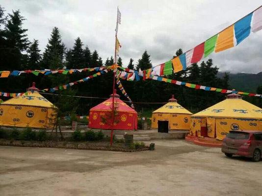 餐饮蒙古包帐篷