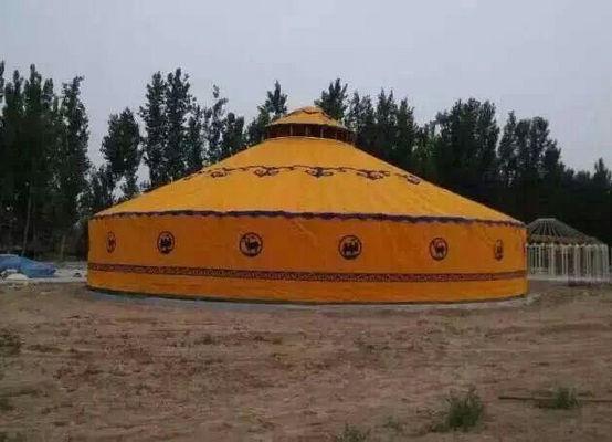 改良蒙古包厂家