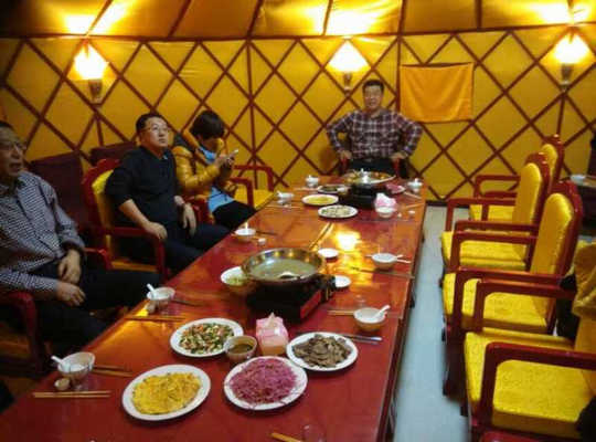 改良蒙古包帐篷