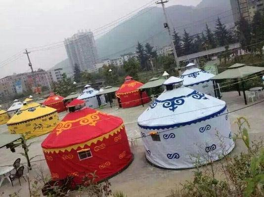张家口景区蒙古包价格