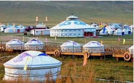 蒙古包烧烤蒙古包厂家