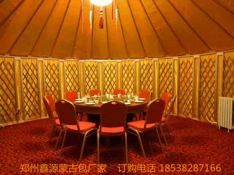 河南蒙古包价格