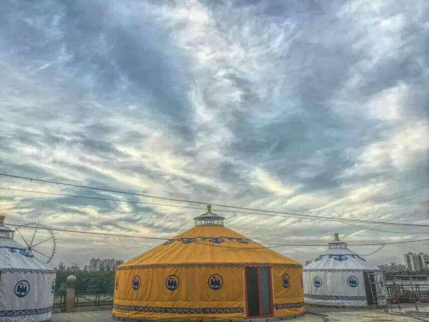 蒙古包  蒙古包厂家