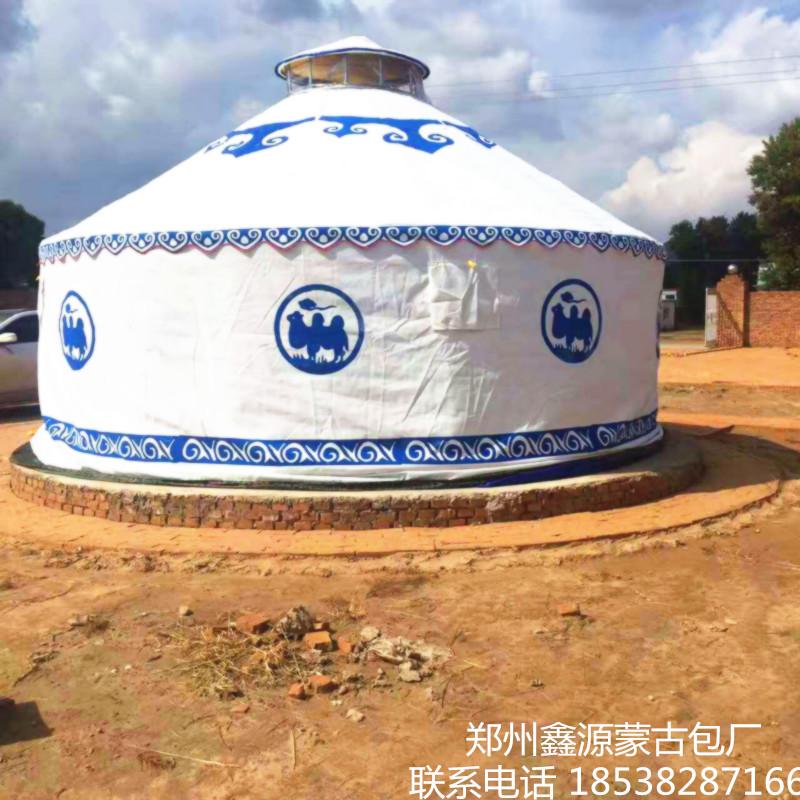 农家乐直径五米餐饮蒙古包厂家直销点