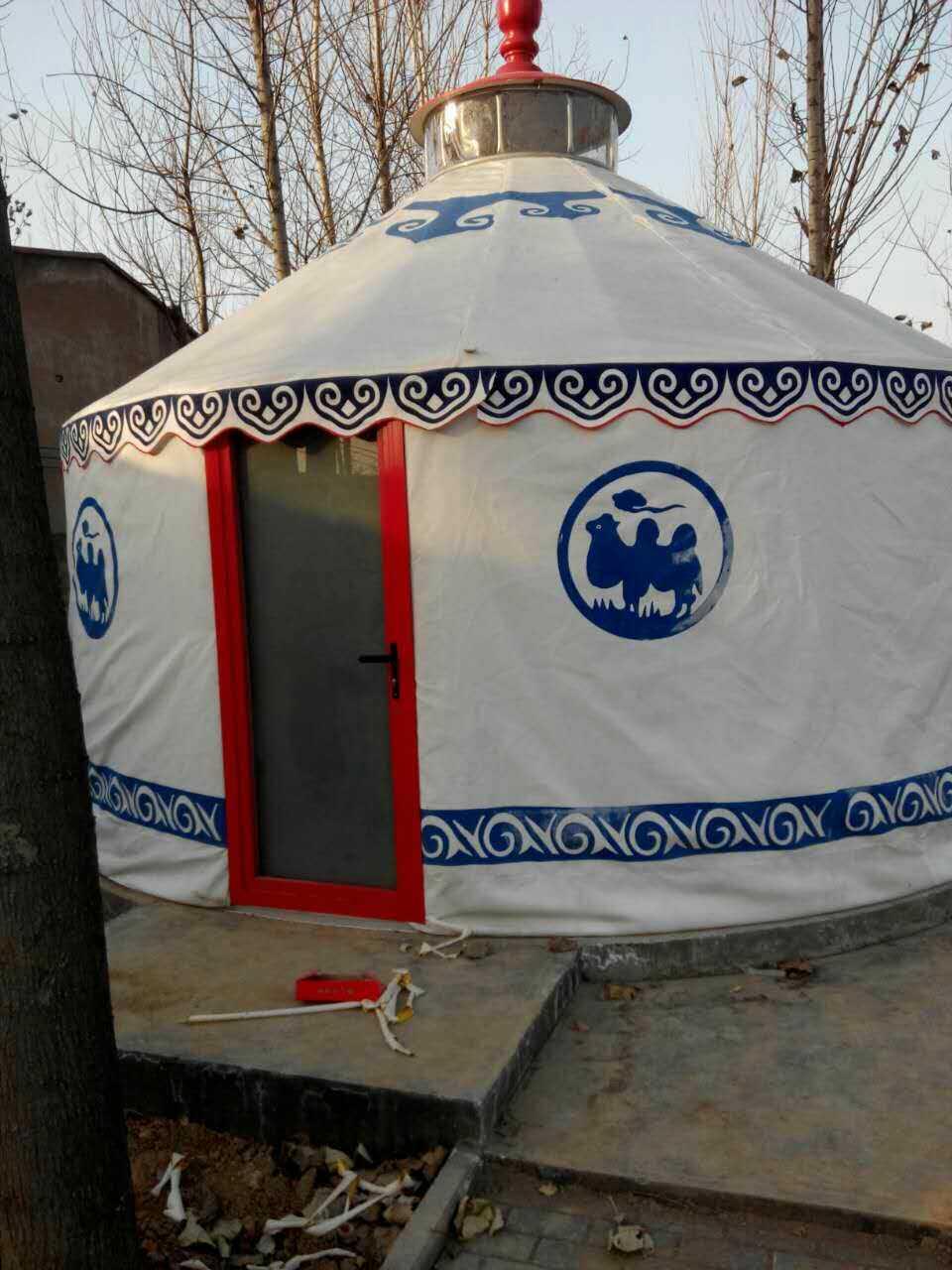 蒙古包可以做餐饮吗