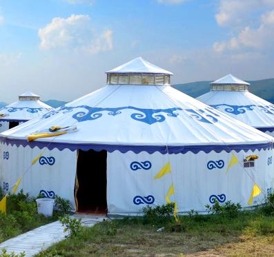厂家直销景区直径八米的蒙古包