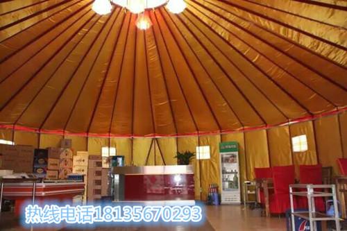 内蒙古蒙古包,郑州鑫源蒙古包厂家直销,现代钢架蒙古包