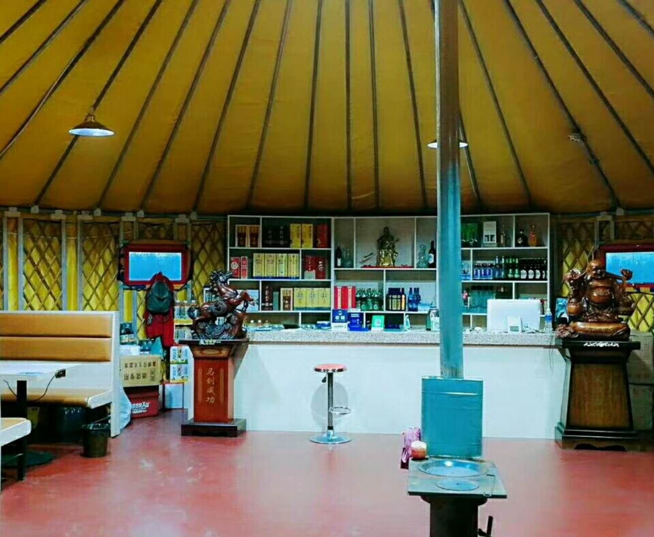 户外蒙古包帐篷