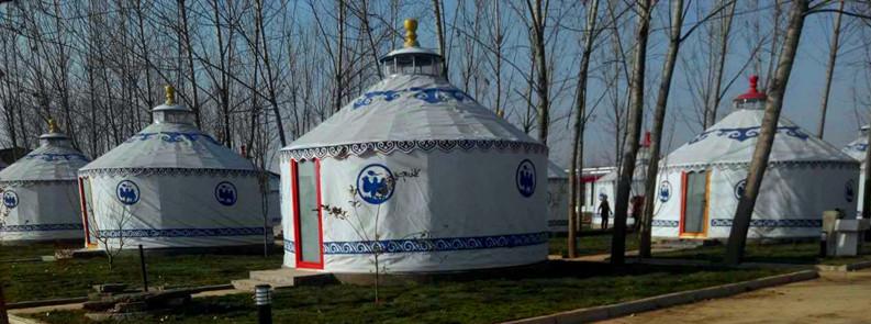 农家乐蒙古包的来源