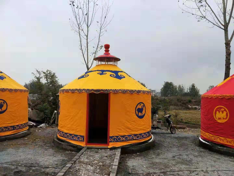 蒙古包帐篷多少钱一个