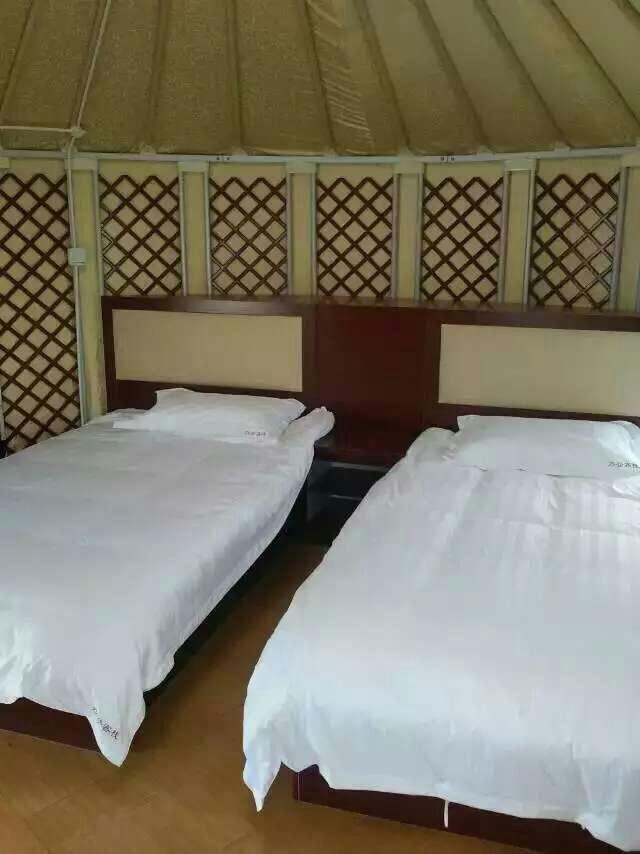 住宿蒙古包的优点