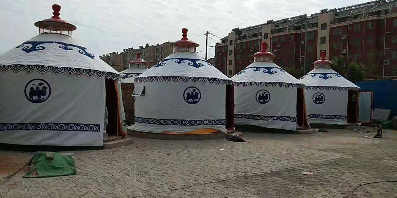 农家乐蒙古包行情