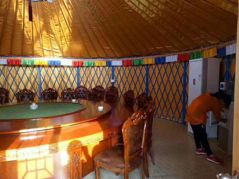 农庄餐饮蒙古包行情