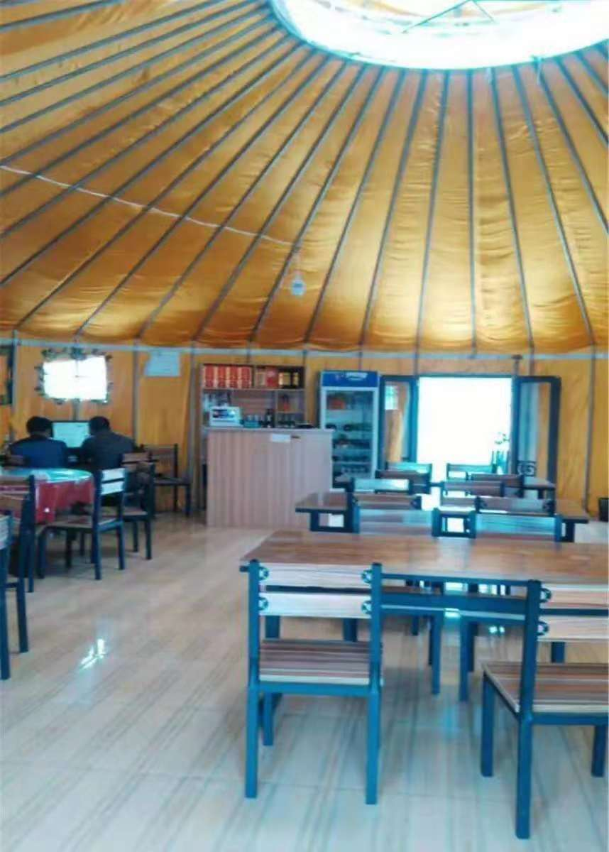 生态园蒙古包