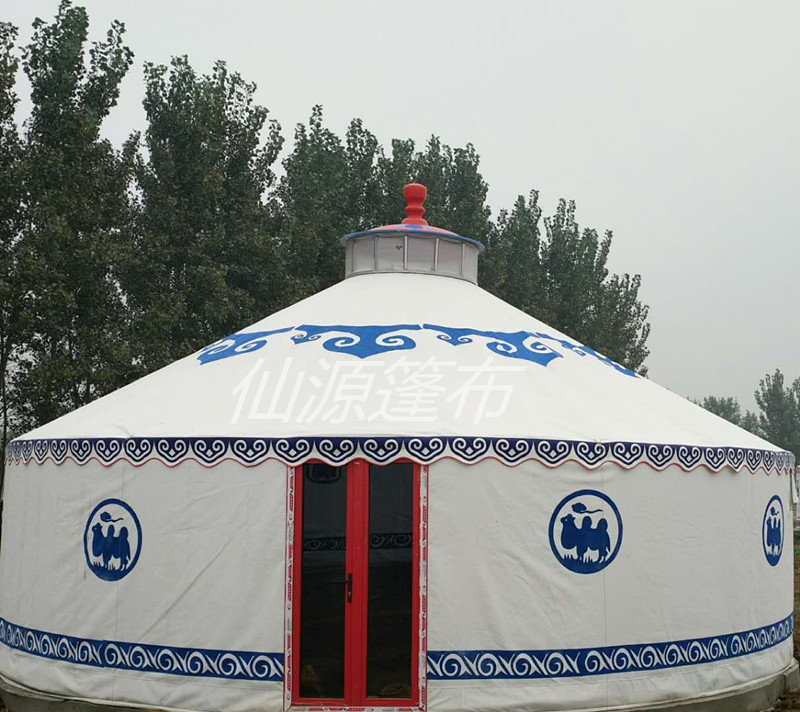 蒙古包批发多少钱