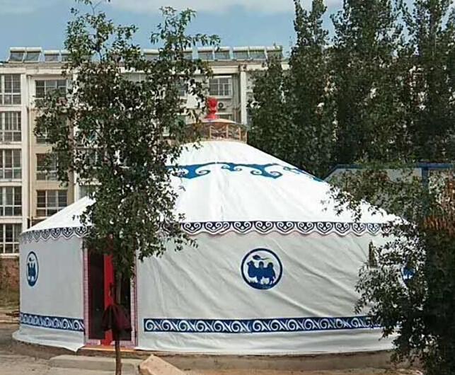鑫源·景区直径五米蒙古包厂家直销