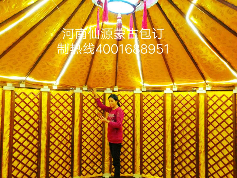 景区蒙古包价格