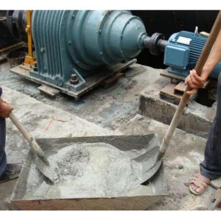 灌浆料跟混凝土做界面连接时应该要注意哪些事项呢?