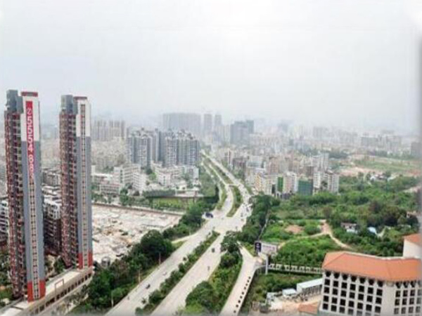 四川阀门厂家批发案例:惠州大亚湾万达广场