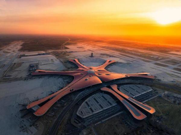 四川水务阀门销售成功案例:北京大兴机场