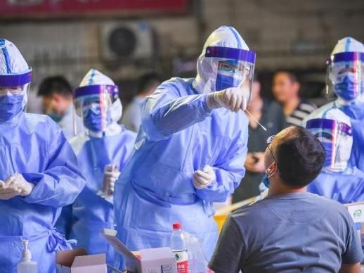 湖南张家界等地升级疫情防控措施实施通行管制
