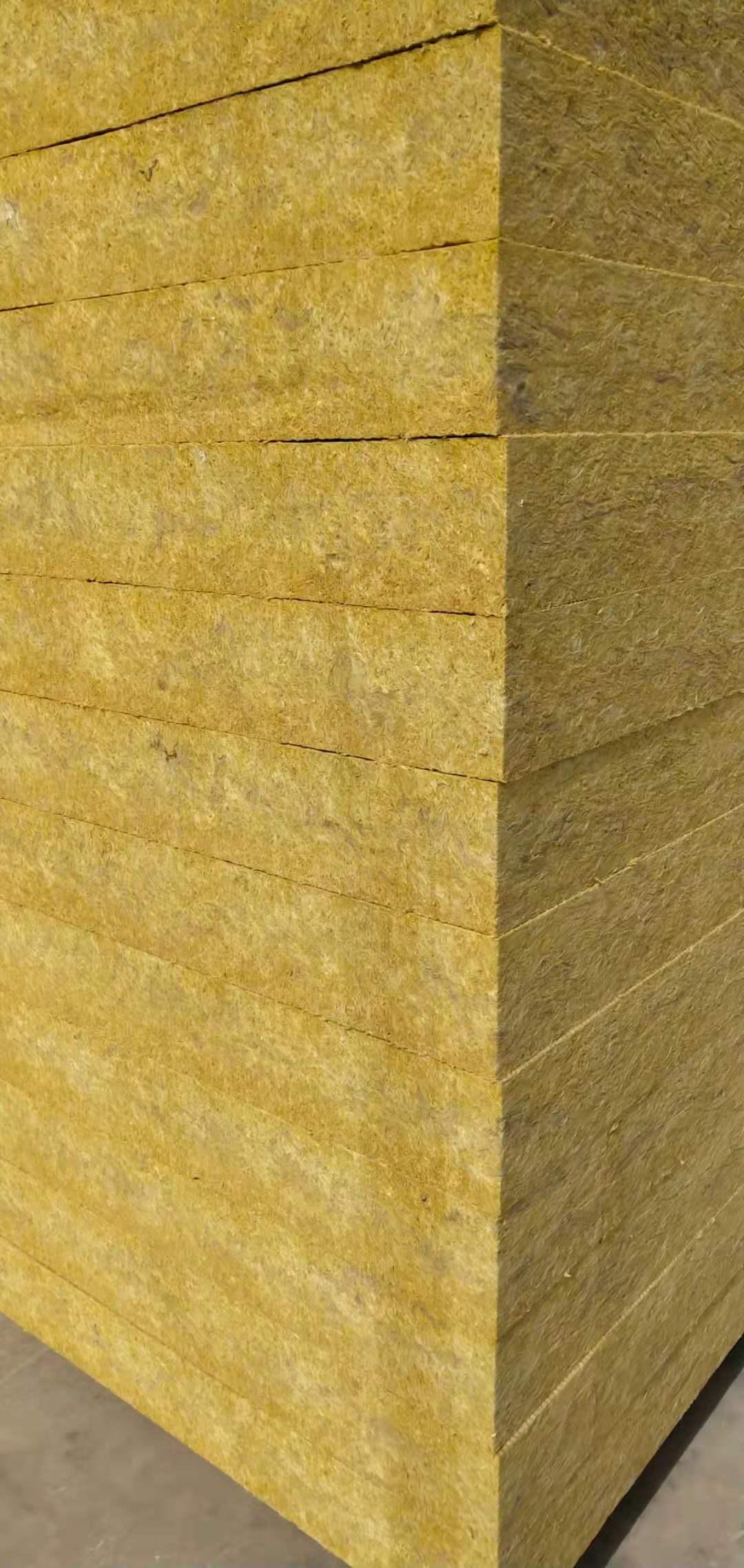 岩棉板制造