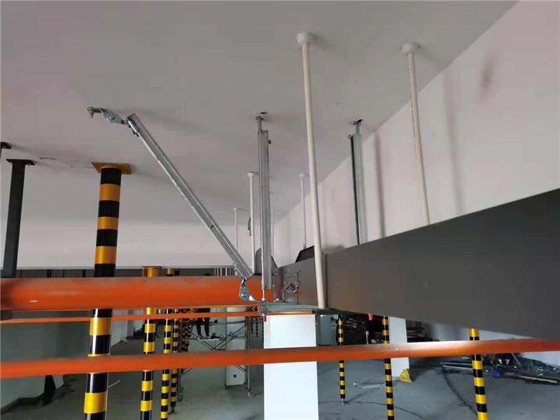 抗震支架的安装方式有哪些?一起来看看吧