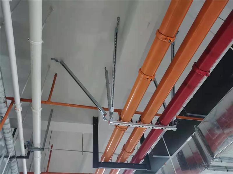 抗震支吊架安装的便捷体现在哪?