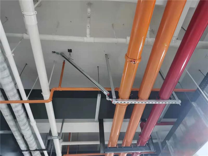 陕西抗震支架施工