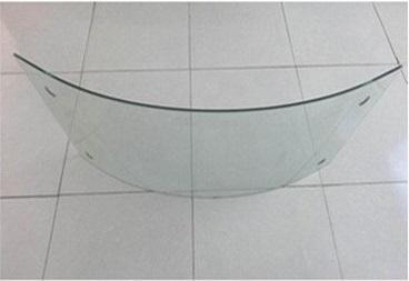 咸阳弧形玻璃