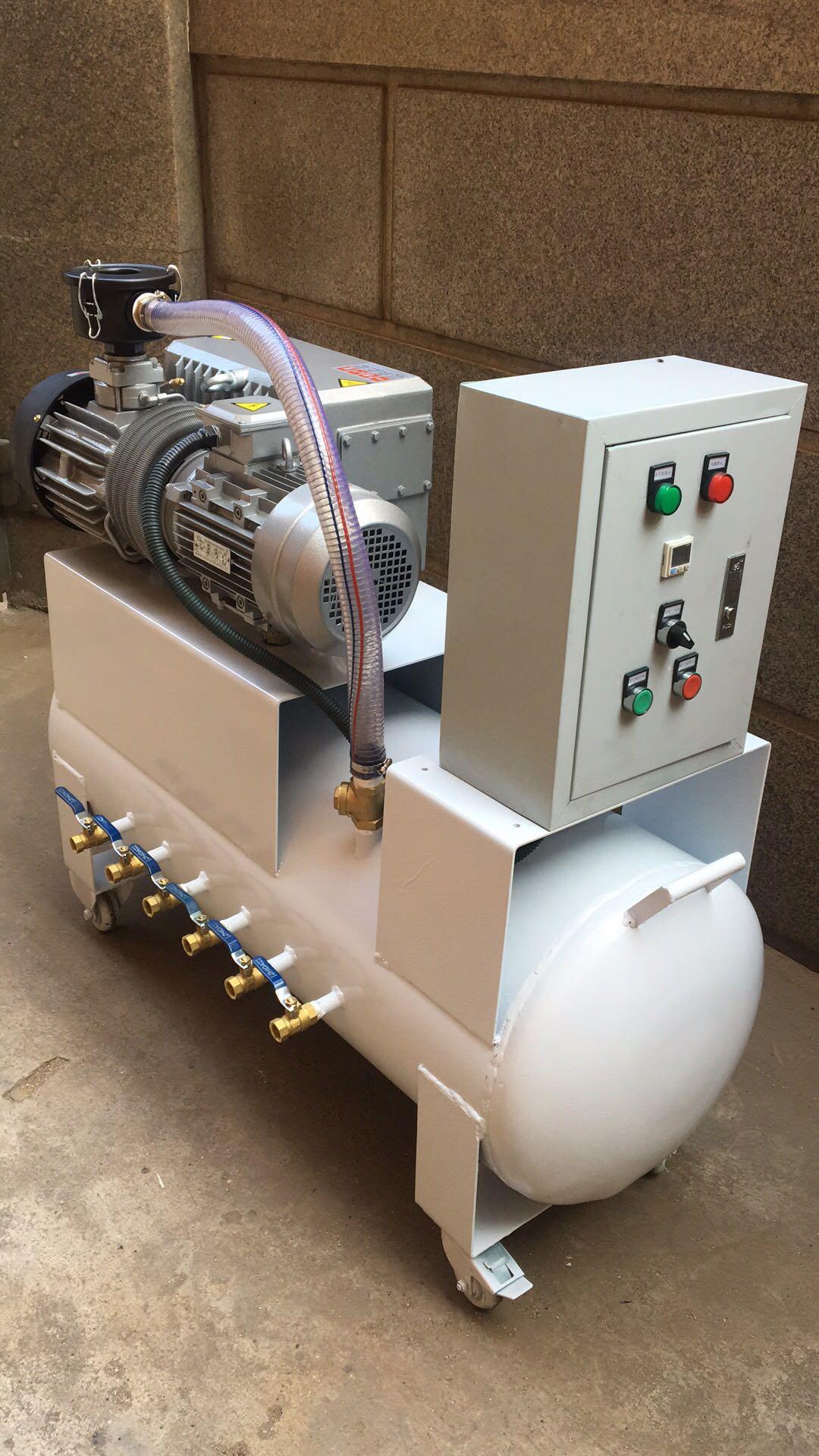 XD100真空泵站