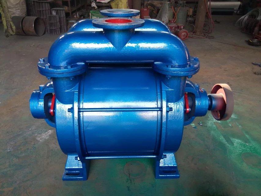 使用水环真空泵时返油了怎么处理